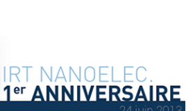 IRT Nanoelec turns one