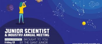 Junior Scientist and Industry annual meeting – 13 March 2020